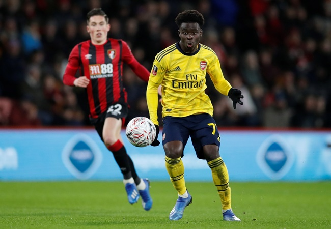 Mikel Arteta confirms new Arsenal contract for Bukayo Saka is in the works - Bóng Đá