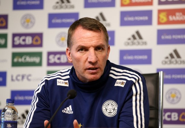 BREAKING: Brendan Rodgers says that 3 players have been self isolated that may have shown some symptoms of Corona Virus. - Bóng Đá