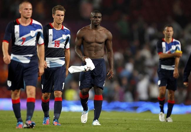 'Siêu đội hình' Vương quốc Anh tham dự Olympic London, họ đang ở đâu? - Bóng Đá
