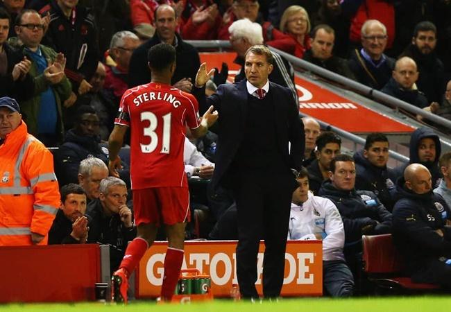 Brendan Rodgers explains exactly why Raheem Sterling left Liverpool for Man City - Bóng Đá