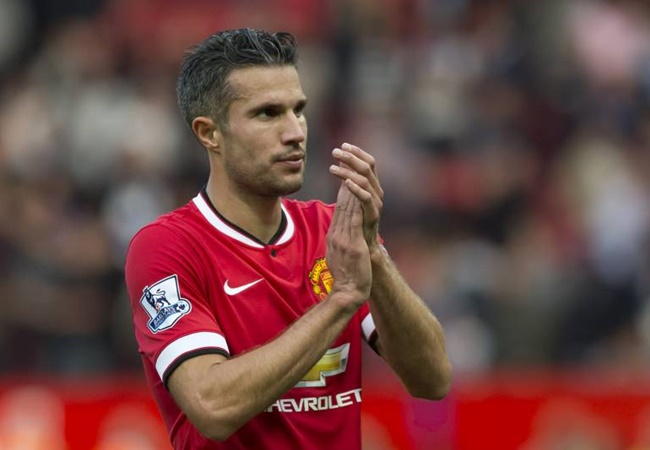 Robin van Persie reveals the 'ruthless' way he was told to leave Manchester United Comment - Bóng Đá