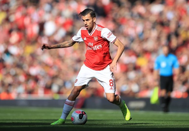 Unai Emery backs Dani Ceballos to be Arsenal's key man under Mikel Arteta after Premier League restart - Bóng Đá