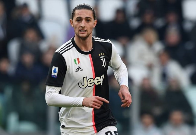Adrien Rabiot open to Manchester United transfer as he considers Juventus exit - Bóng Đá