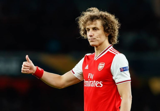 David Luiz speaks out on his future amid speculation he is set to leave Arsenal - Bóng Đá