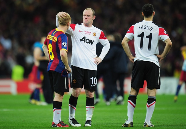 Paul Scholes names the one team Manchester United faced that rivalled Pep Guardiola's Barcelona  - Bóng Đá