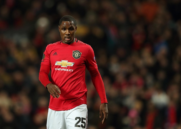 Ryan Giggs agrees with Paul Scholes over Odion Ighalo loan extension - Bóng Đá