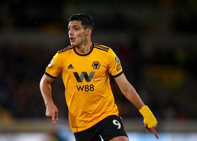 Raul Jimenez flattered by Manchester United transfer speculation but 'very happy' at Wolves - Bóng Đá