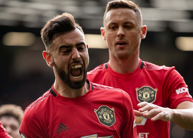 'I didn't expect him to adapt that quick' - Matic stunned by Bruno Fernandes' start at Manchester United - Bóng Đá