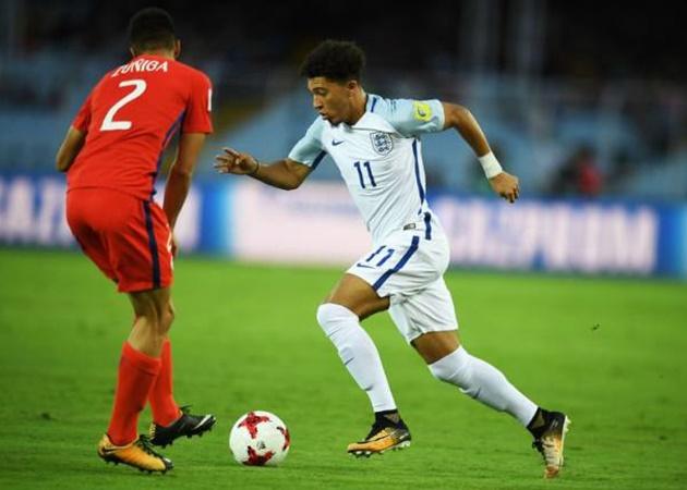Từ Foden đến Sancho: Tập thể U17 Anh vô địch World Cup giờ ra sao? - Bóng Đá