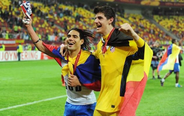 Từ Aguero đến Courtois: 10 sao ít ai nhớ đã từng vô địch Europa League - Bóng Đá