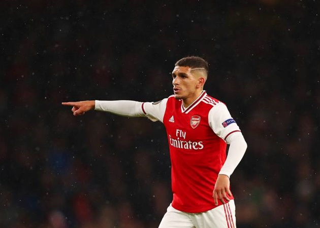 Lucas Torreira on verge of Fiorentina move as Arsenal accept structured £21.3m fee - Bóng Đá