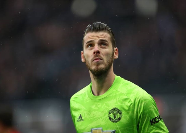 De Gea and Henderson battle at Man Utd has 'problem written all over it' – Neville - Bóng Đá