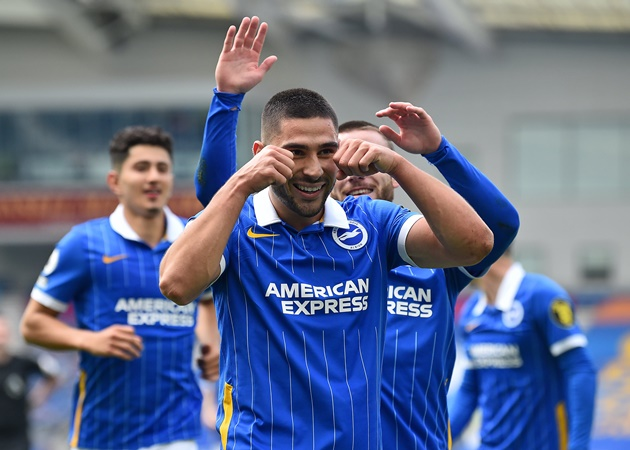 10 thống kê 'điên rồ' trận Brighton 2-3 Man Utd: Trận đấu 'tâm linh' - Bóng Đá