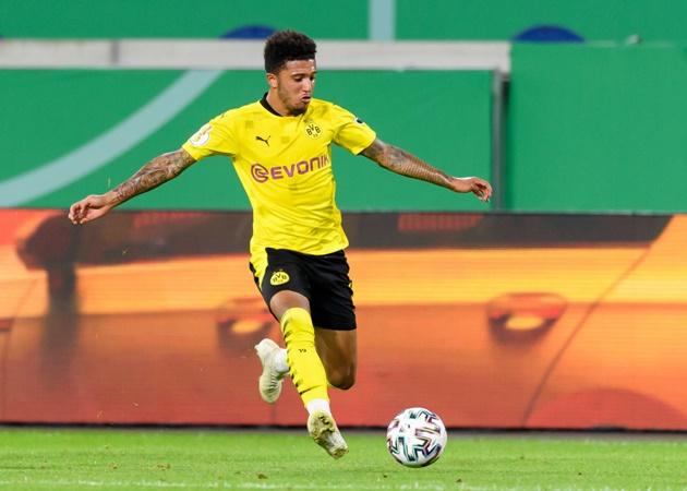 Man Utd boss Solskjaer has told Jadon Sancho 'he expects transfer to be completed' - Bóng Đá
