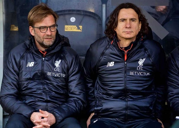 'I was practically the manager for 17 years' - Klopp's long-time assistant Buvac takes swipe at Liverpool boss - Bóng Đá