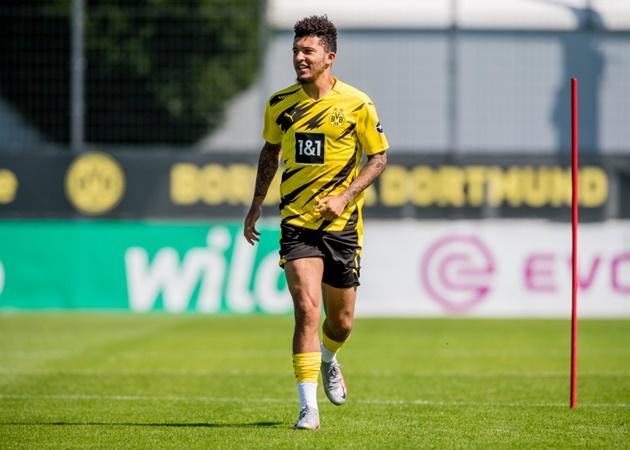 'Liverpool won't battle Man Utd for £100m Sancho' – Klopp doesn't need Dortmund winger, says Barnes - Bóng Đá
