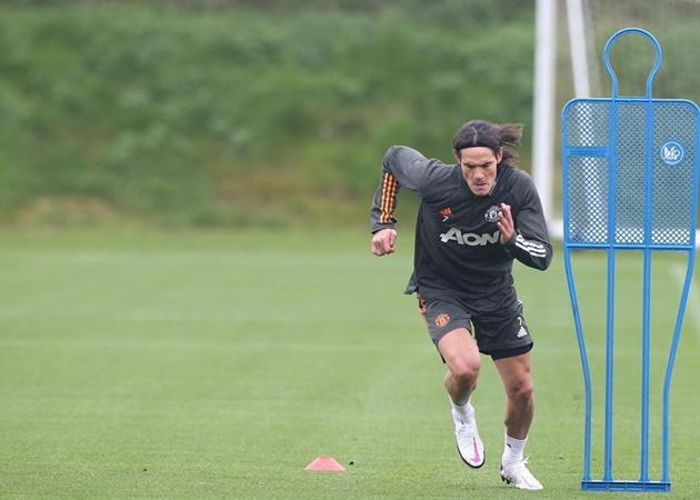 Solskjaer: Cavani didn't feel ready to play against PSG - Bóng Đá