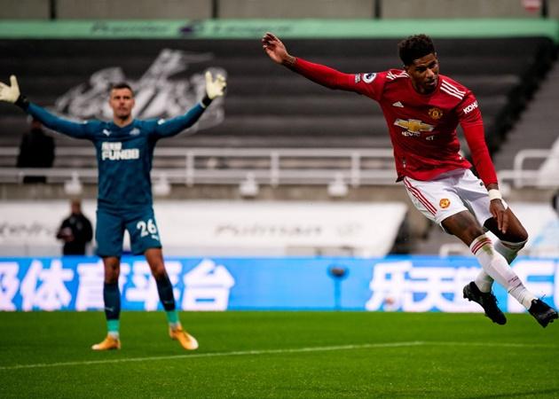 Đội hình kết hợp giữa PSG và Man Utd: Rashford sát cánh Mbappe - Bóng Đá
