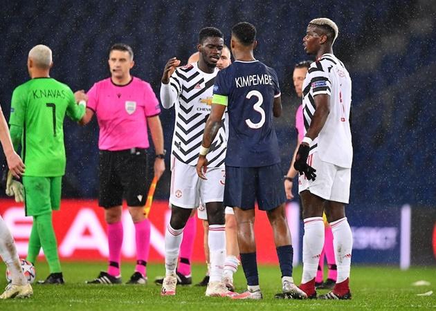 PSG masterclass justifies Man Utd chiefs' feeling that Solskjaer has next Nemanja Vidic - Bóng Đá