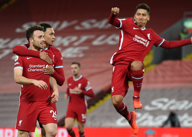 10 con số đặc biệt trận Liverpool 2-1 Sheffield: Báo động hàng thủ - Bóng Đá
