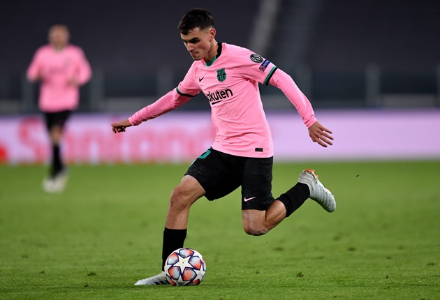 Barcelona want to make Pedri like Philippe Coutinho - Bóng Đá