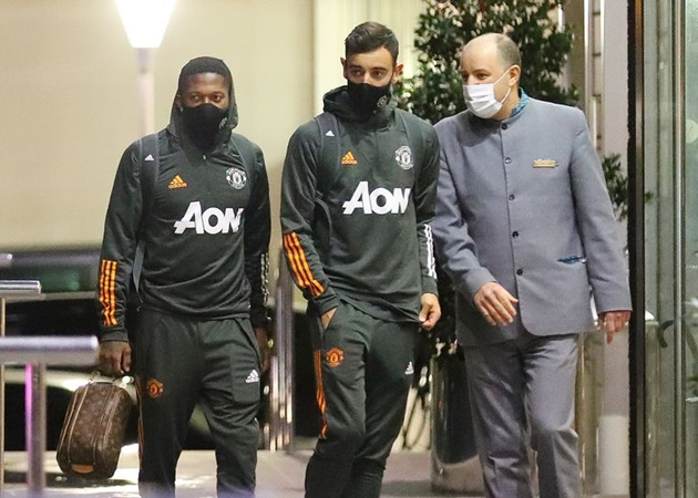 Manchester United squad vs Arsenal revealed - Bóng Đá