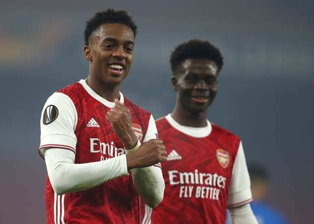 """Willock: """"I trust in the manager & I trust that he will give me opportunities when I deserve it - Bóng Đá"""