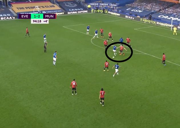 Trừng phạt Everton quá đẳng cấp, Man Utd 'xịn' CĐV muốn thấy đã trở lại - Bóng Đá