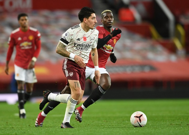 Hector Bellerin back to Spain squad - Bóng Đá