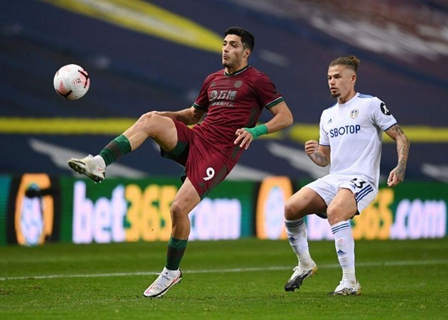 Raul Jimenez confirms Man Utd approach & won't rule out future move - Bóng Đá