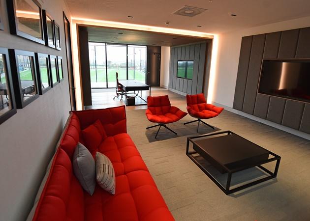 New office for Jurgen Klopp at Liverpool - Bóng Đá