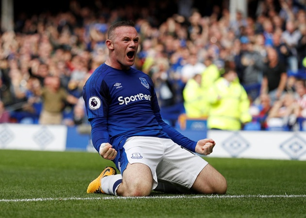 Rooney reveals he could have joined Chelsea or Newcastle before Man Utd move from Everton - Bóng Đá