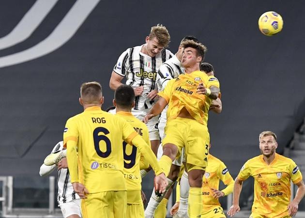 Ronaldo bùng nổ, Juventus 'phà hơi nóng' vào Milan trên BXH Serie A - Bóng Đá