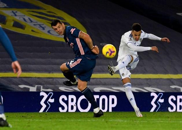 10 con số thú vị trận Leeds 0-0 Arsenal: Cơn đau đầu của Arteta - Bóng Đá