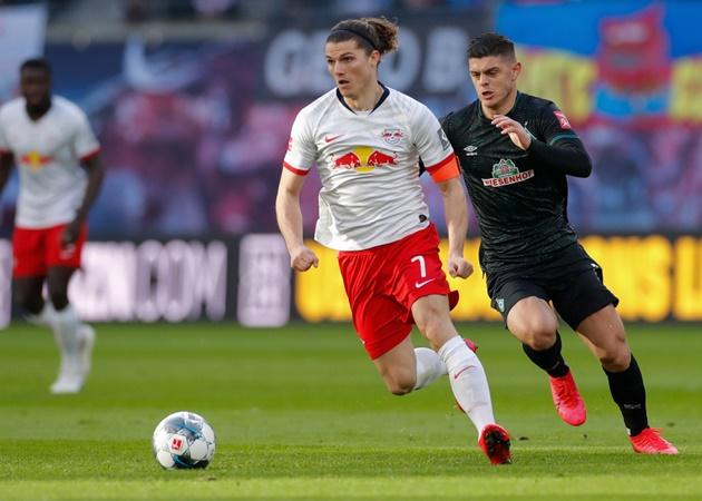 Manchester United monitoring two RB Leipzig stars - Bóng Đá