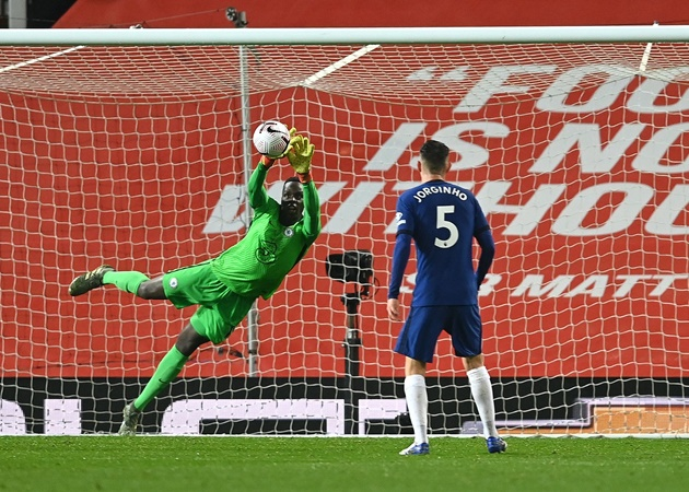 'Mendy is making life at Chelsea look easy' – Lampard hails new keeper for restoring confidence - Bóng Đá