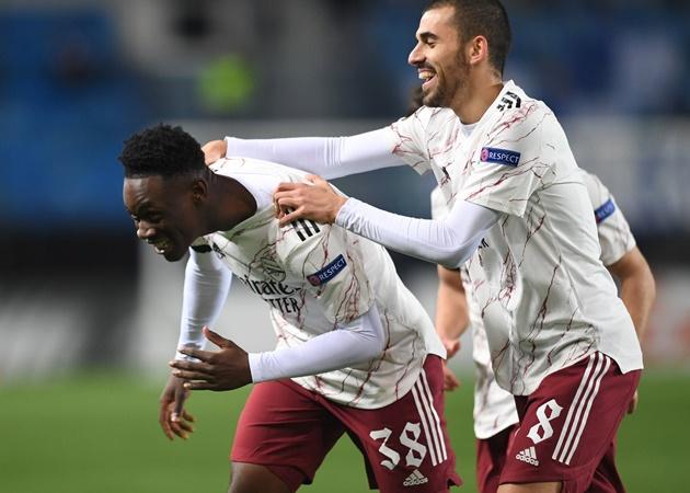 Balogun 'wants to stay' at Arsenal, declares Arteta - Bóng Đá
