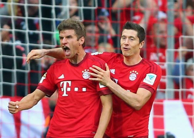 4 cặp bài trùng 'đỉnh' nhất châu Âu: Messi - Suarez; 'Song sát' Bayern - Bóng Đá