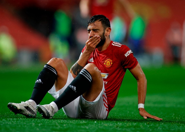 'His head will be turned' – Joe Cole claims Bruno Fernandes is 'getting frustrated' at Manchester United - Bóng Đá