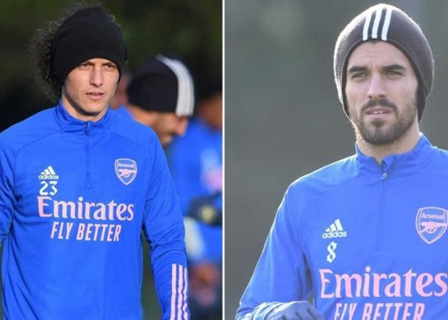 Dani Ceballos says David Luiz bust-up proves Arsenal squad has 'character' - Bóng Đá
