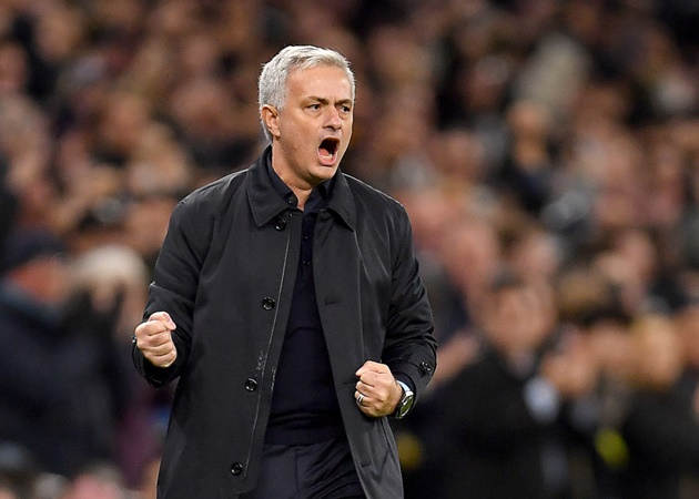 Mourinho: Expectations are higher for Spurs after 'wise' transfer window - Bóng Đá