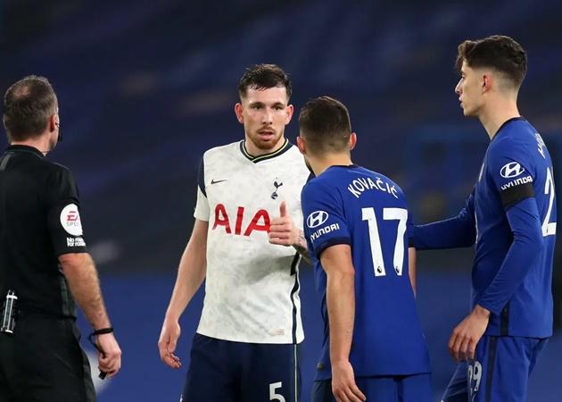 Mourinho đấu trí cân não với Lampard, Chelsea hòa Spurs tẻ nhạt - Bóng Đá