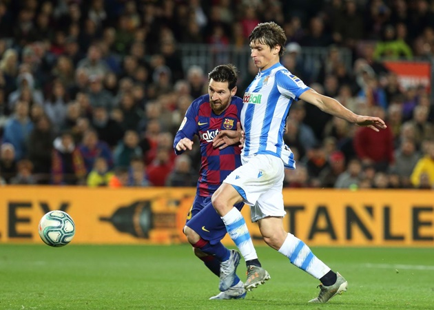 Từ Silva tới 'hàng thải' Quỷ đỏ: Đội hình chất lừ giúp Sociedad lên đỉnh La Liga - Bóng Đá