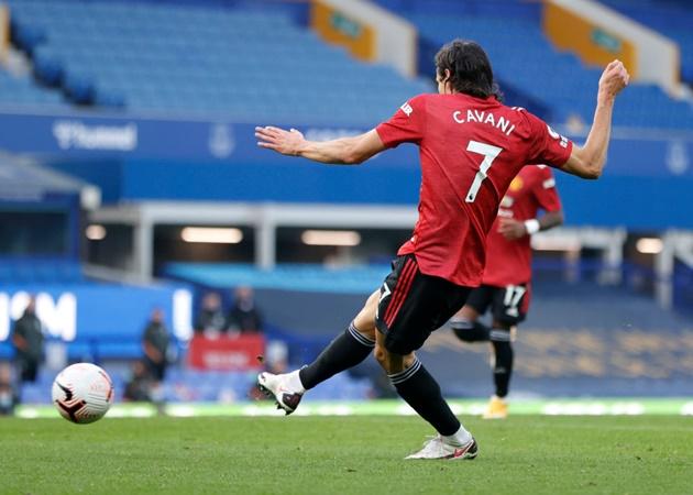 Từ Cavani đến Tevez: Các sao Nam Mỹ ghi nhiều bàn nhất Man Utd - Bóng Đá