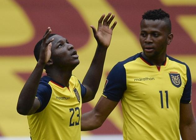 Wonderkid Moises Caicedo outlines dream to become Man Utd's next Paul Pogba - Bóng Đá