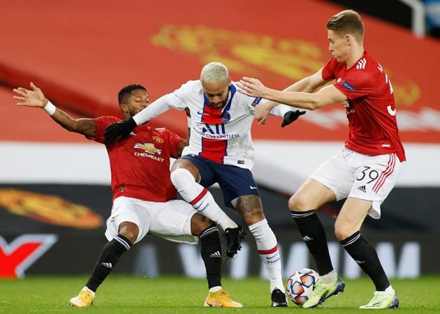 Thua PSG, Ole có lẽ đã tìm ra đội hình 'tối thượng' cho Man Utd - Bóng Đá