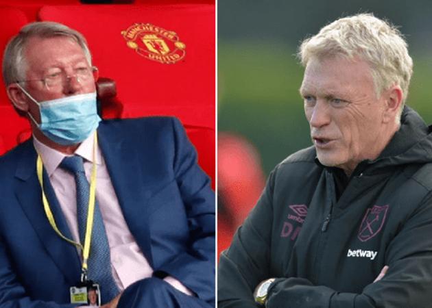 David Moyes reveals texts from Sir Alex Ferguson ahead of Manchester United clash - Bóng Đá