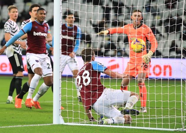 10 con số thú vị sau trận West Ham - Man Utd: 'Hung thần' Pogba - Bóng Đá
