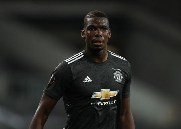 Pogba bất ngờ muốn Man Utd trở thành 'kẻ thất bại thảm hại' - Bóng Đá