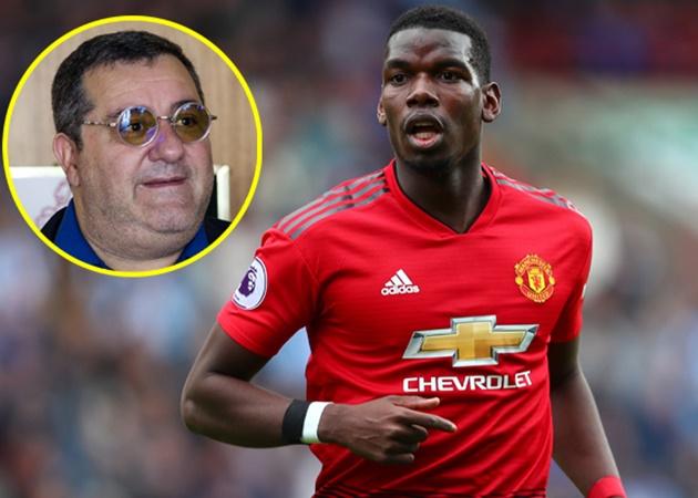 'It's up to Pogba to decide' - France coach Deschamps not interested Raiola comments - Bóng Đá